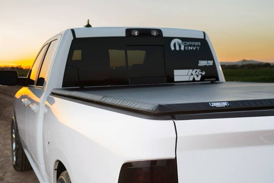 Tonno Pro Truck Bed Tonneau Cover Review