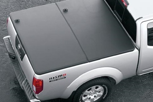 Tonneau Cover On Truck